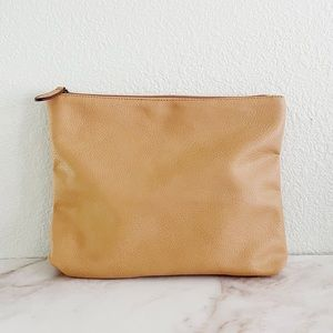 FREE PEOPLE || Fold Over Oversized Clutch